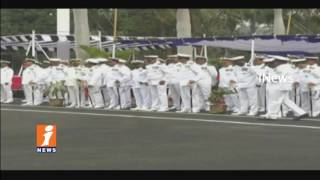 Indian Navy Chief Admiral Sunil Lanba Presents By Navy Awards | iNews