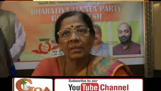 No Welfare Schemes Started By Congress During Its Tenure- BJP Mahila Morcha