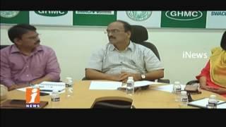GHMC Commissioner Janardhan Reddy Okeys For long Pending Transfers | Hyderabad | iNews