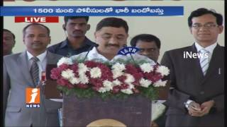 Kalva Srinivas Takes oath as AP Minister In Velagapudi | Amaravati | Andhra Pradesh | iNews