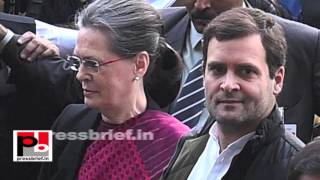 Sonia Gandhi, Rahul Gandhi grants bail to Patiala House Court