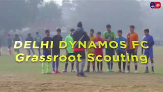Delhi Scouting Festival- Delhi Dynamos FC