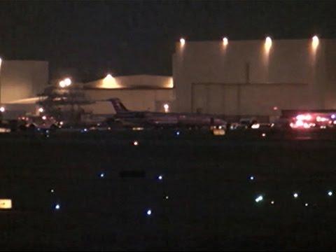 American Airlines Jet Makes Emergency Landing News Video
