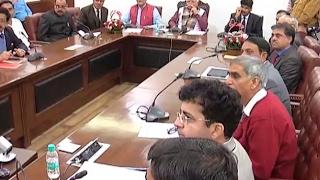 रिकॉर्डः CM ने एक साथ किया 21 कॉलेजों का शिलान्यास