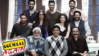 Ajay Devgn's Golmaal Family Grows - Babli, Pappi, Vasooli Bhai Joins