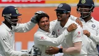 भारत के पहले चाइनामैन गेंदबाज ने ऑस्ट्रेलीया को पानी पिलाया