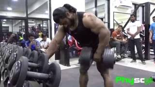 INDIAN BEAST SANGRAM CHOUGULE-BODYBUILDING MOTIVATION
