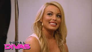 The 'Total Divas' meet Mandy Rose: WWE Total Divas Preview Clip, February 2, 2016
