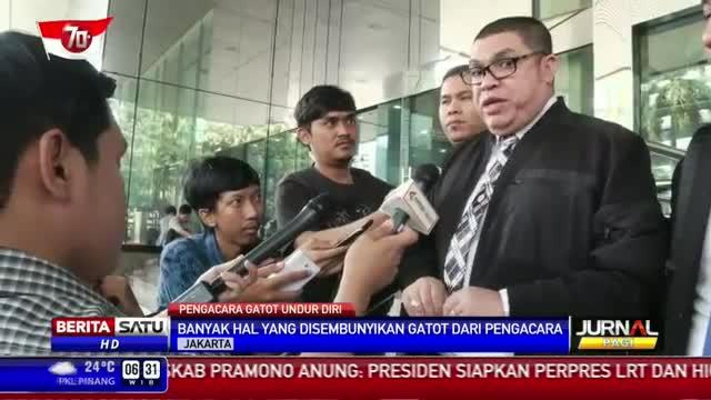 Merasa Diintervensi, Razman Mundur sebagai Kuasa Hukum Gubernur Sumut