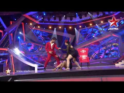 Nach Baliye 6 - 18th January 2014 - Shayantani dances with Ripu and Shivangi