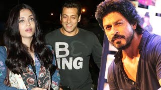 Salman & Aishwarya To Do Film Together In 2018?, Shahrukh Becomes Highest  Paid Actor video - id 321c9c9c7f36 - Veblr Mobile