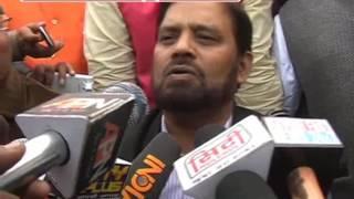 मुजफ्फनगर में निषाद और पीस पार्टी की रैली