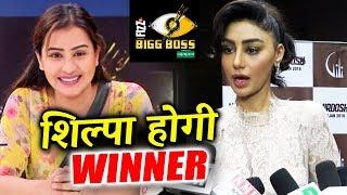 Mahek Chahal SUPPORTS Shilpa Shinde, She Will Be The WINNER | Bigg Boss 11