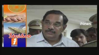 Miyapur Land Scam | Govt Serious Action on Sub Registrar Officers | Hyderabad | iNews