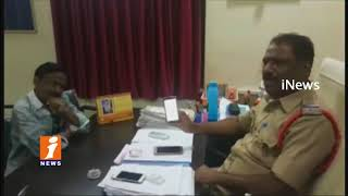 Venu Madav Files Complaint On Threaten Calls From YSRCP Supporters | Kurnool | iNews