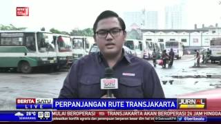 Transjakarta Bekasi dan Depok Mulai Beroperasi