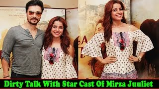 Oops ! Pia Bajpai Dirty Talk At Interview Of Film Mirza Juuliet