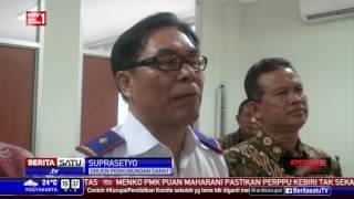 Kemenhub Beri Sanksi AirAsia dan Lion Air