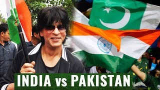 Shah Rukh Khan Best Wishes For Team India - IND Vs PAK - ICC Champions Trophy 2017
