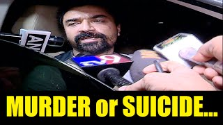 Ajaz Khan REVEALS Pratyusha Banerjee's Death was by MURDER & not SUICIDE.