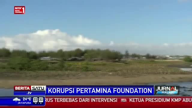 Pertamina Foundation Akan Terus Menanam Mangrove