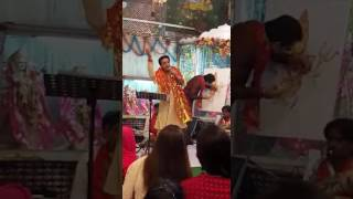 Teri hai jami ,  by Krishna ji , Live Painting show by Nandlal Ahi Phone no 9990001001, 9211996655
