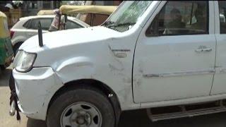 सड़कों पर आई पूर्व बीजेपी सांसद और उनके दामाद की लड़ाई