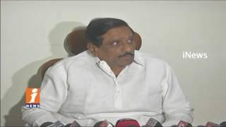 AP Dy CM KE Krishna Murthy Responds On YCP Narayana Reddy Murder Issues   iNews