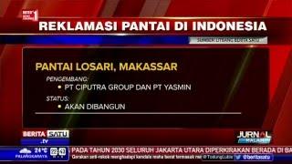 Daftar Proyek Reklamasi Pantai di Indonesia