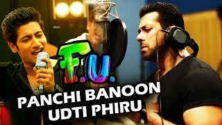Salman Khan's FIRST Marathi Song 'Panchhi Banoon' For FU