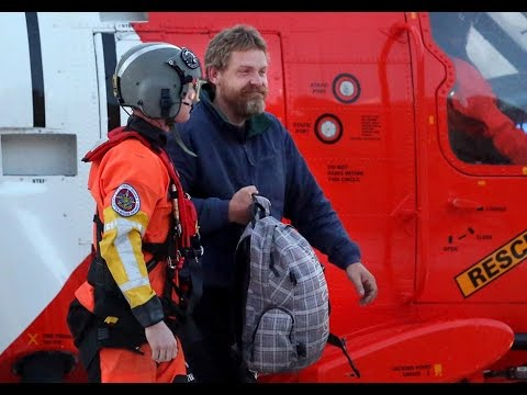66 days at SEA surviving on Raw FISH and Rainwater News Video