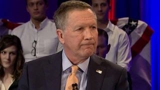 Kasich gives his vision of health care