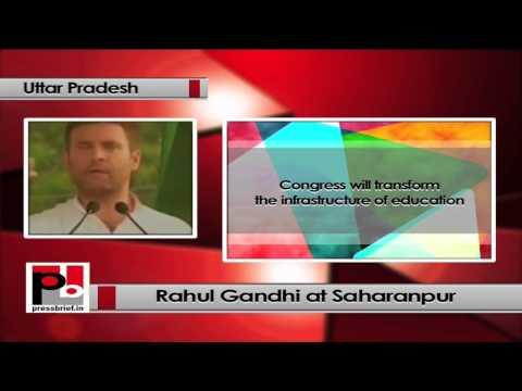 Rahul Gandhi - Congress is not a party but an ideology