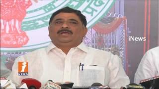 TDP Chief Whip Kalava Srinivasa Rao Speaks To Media   AP Assembly Budget Sessions   iNews