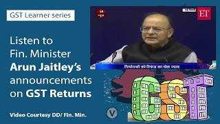 GST- These are your new return filing deadlines