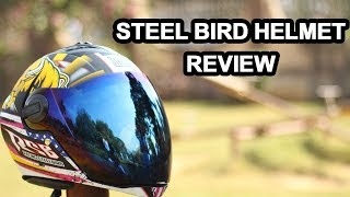 SteelBird Helmet Unboxing || Telugu Tech Tuts