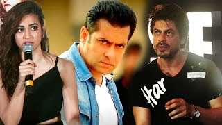 Salman's HIT Films Are South Remakes, Shahrukh REACTS On Intercourse Controversy In JHMS