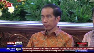 Presiden Minta Daerah Aktif Dukung Kemudahan Berinvestasi