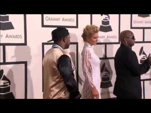 Grammy Awards 2014 Full Show - Paris Hilton Grammy Awards Red Carpet 2014