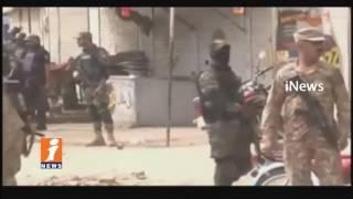 Taliban Suicide Bombing Attack In Lahore   6 Dead   Pakistan   iNews