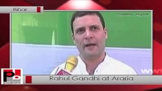 PM Narendra Modi thinks he can run the country alone - Rahul Gandhi Politics Video