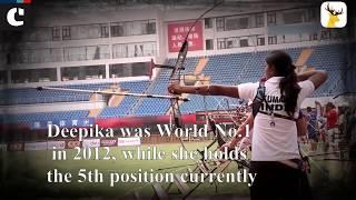 Indian Archery Star Deepika Kumari