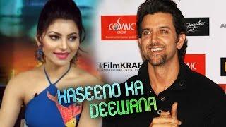 Urvashi Rautela THANKS Hrithik Roshan For Haseeno Ka Deewana Song