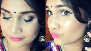 Arohi - Ishq main Marjawan Inspired Wedding Guest Makeup | Makeup under Rs. 500/- | Nidhi Katiyar