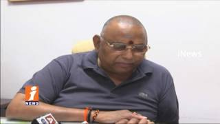 TDP Rayapati Sambasiva Rao Allegations On YSRCP Over TDP Leader Murderd Issues | Guntur | iNews