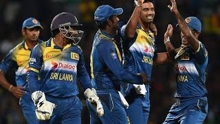 Afghanistan vs Sri lanka ICC T20 World cup 2016 Group 1 Match 16 at Kolkata