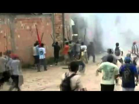 Peru Clashes Most Violent News Video