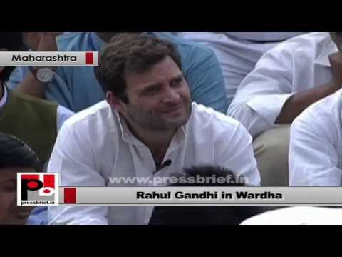 Rahul Gandhi- Democracy is our biggest achievement