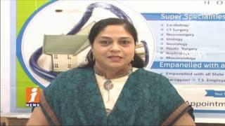 Dr Soumya Mishra Launches Free Check Up Camp For Police At King Koti Kamineni Hospital   iNews