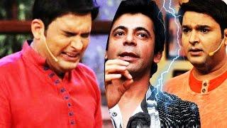 Kapil Sharma CANCELS SHOOT, No Bollywood Celebs To Visit - Kapil Sharma V/s Sunil Grover FIGHT